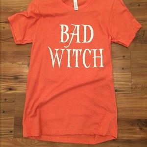 """""""Bad Witch"""" Tee"""
